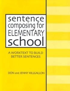 sentence composing