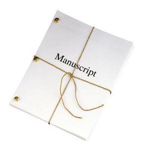 untitled manuscript