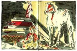 Velveteen Rabbit and Skin Horse