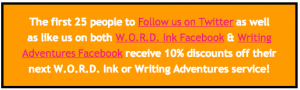 W.O.R.D. Ink Service Discounts